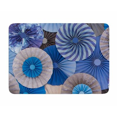 Coastline Cottage by Heidi Jennings Memory Foam Bath Mat