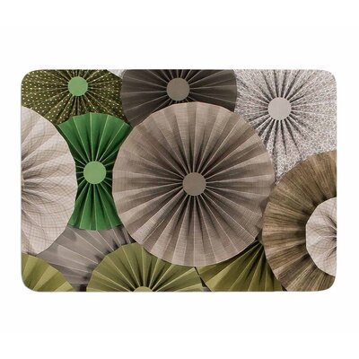 Forest by Heidi Jennings Memory Foam Bath Mat