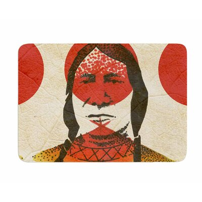 Indian by Ivan Joh Memory Foam Bath Mat