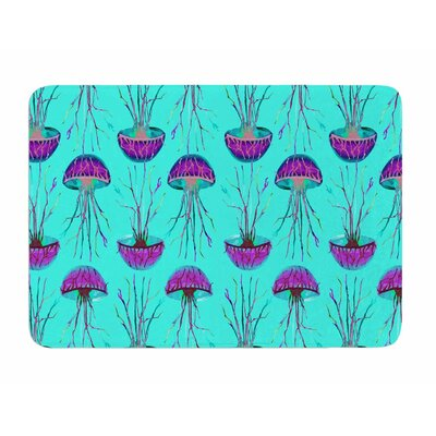 Dance by Ivan Joh Memory Foam Bath Mat