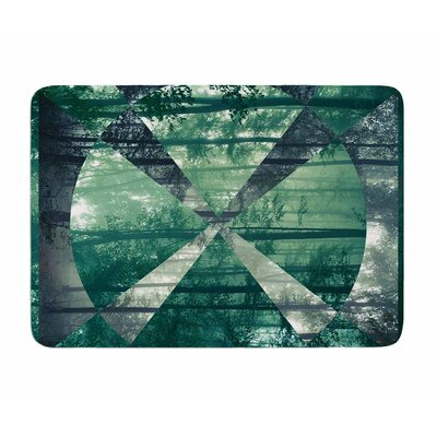 Foliage by Matt Eklund Memory Foam Bath Mat