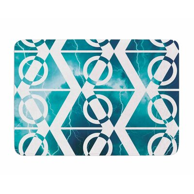 Storm by Matt Eklund Memory Foam Bath Mat