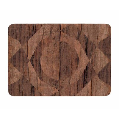 Indigenous by Matt Eklund Memory Foam Bath Mat