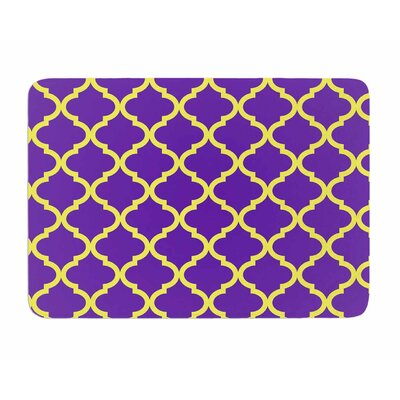 Culture Shock by Matt Eklund Memory Foam Bath Mat