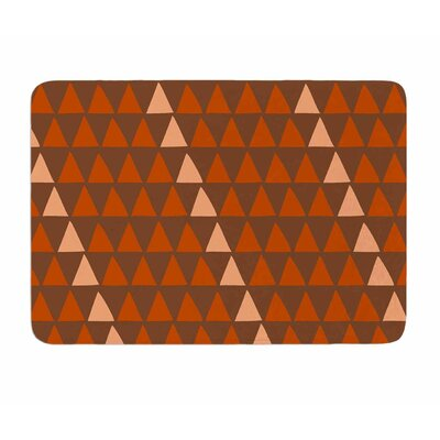 Overload Autumn by Matt Eklund Memory Foam Bath Mat