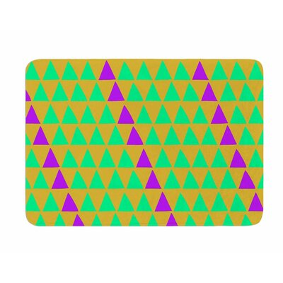 Fiesta by Matt Eklund Memory Foam Bath Mat
