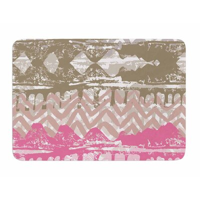 Allegro by Chickaprint Memory Foam Bath Mat