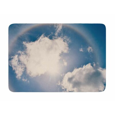 Halo by Robin Dickinson Memory Foam Bath Mat