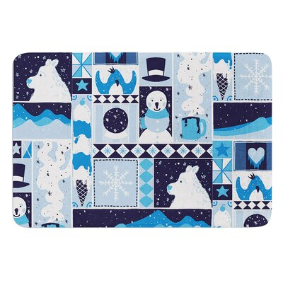 Winter by Tobe Fonseca Bath Mat