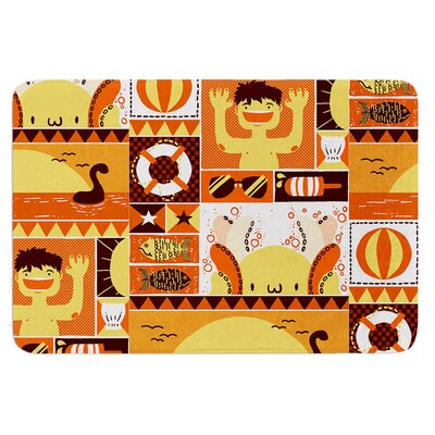 Summer by Tobe Fonseca Bath Mat