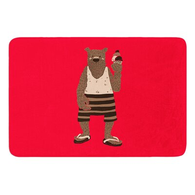 Vacation by Tobe Fonseca Bath Mat