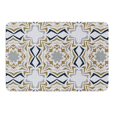 Ice Stars by Miranda Mol Bath Mat