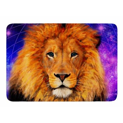 Space Lion by NL Designs Bath Mat