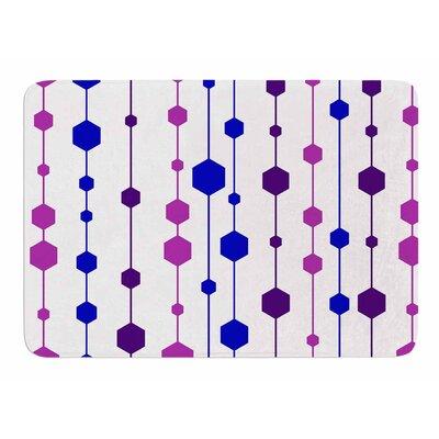 Cool Dots by NL Designs Bath Mat