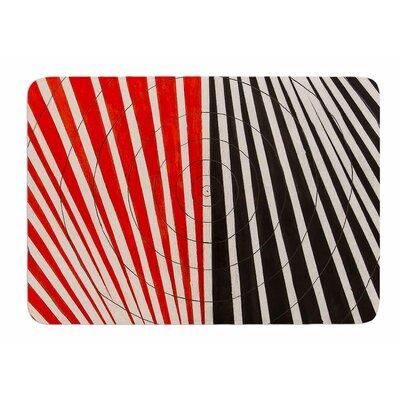 Optical Illusions by NL Designs Bath Mat