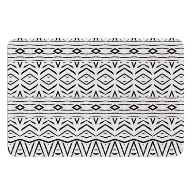 Tambourine by Pom Graphic Design Bath Mat