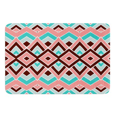 Eclectic by Pom Graphic Design Bath Mat