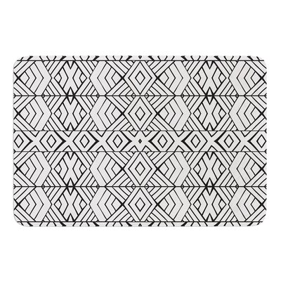 Tribal Expression by Pom Graphic Design Bath Mat