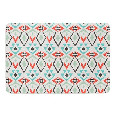 Tribal Marrakech by Pom Graphic Design Bath Mat