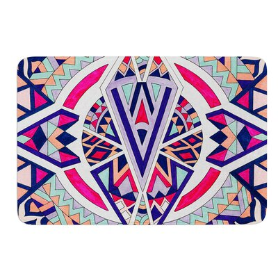 Abstract Journey by Pom Graphic Design Bath Mat