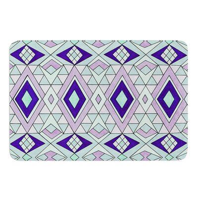 Gems by Pom Graphic Design Bath Mat