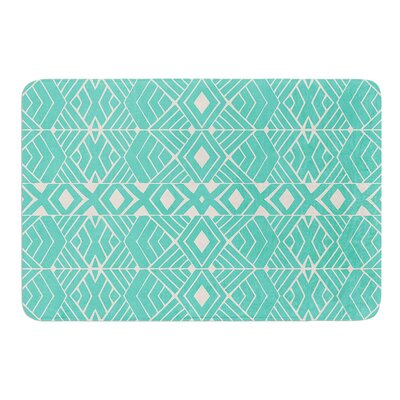 Going Native by Pom Graphic Design Bath Mat