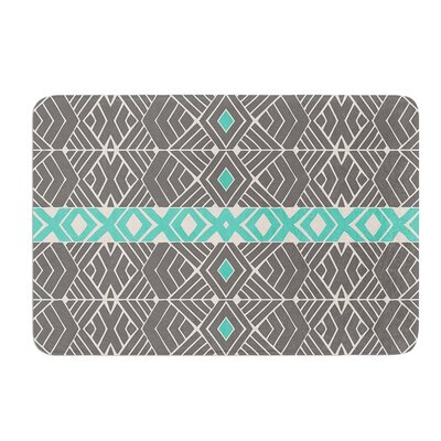 Going Tribal by Pom Graphic Design Bath Mat