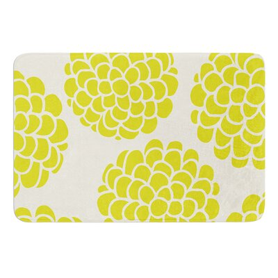 Grape Blossoms by Pom Graphic Design Bath Mat