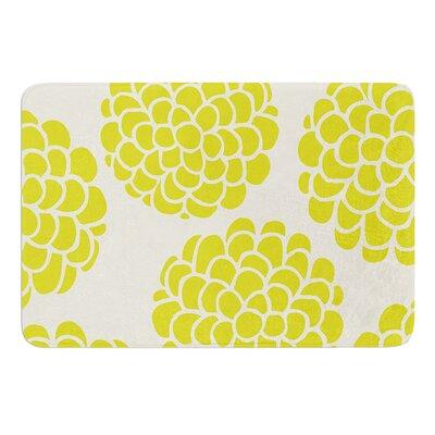 Grape Blossoms by Pom Graphic Design Bath Mat