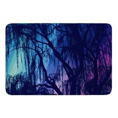 Weeping by Robin Dickinson Bath Mat