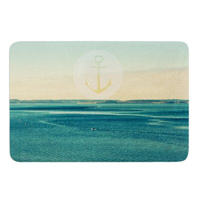 Row Your Own Boat by Robin Dickinson Bath Mat
