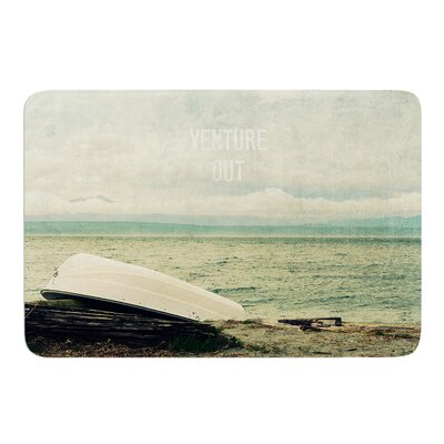 Venture Out by Robin Dickinson Bath Mat