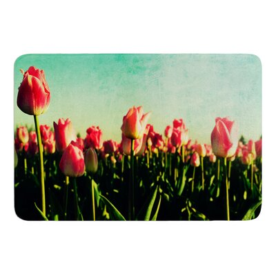 How Does Your Garden Grow by Robin Dickinson Bath Mat