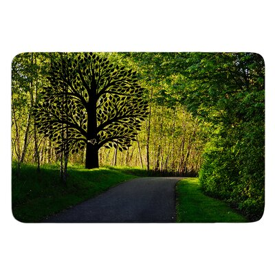 Love Nature by Robin Dickinson Bath Mat