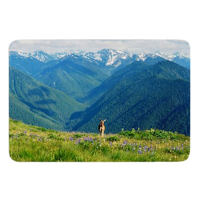 Natures Calling by Robin Dickinson Bath Mat