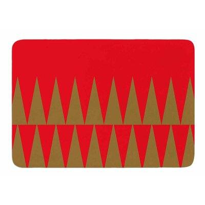 Christmas 1 by Suzanne Carter Bath Mat