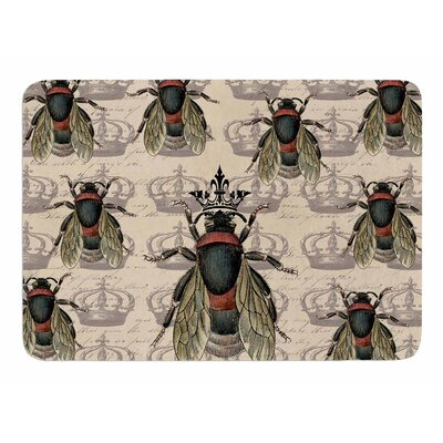 Forest Trees by Sylvia Coomes Bath Mat