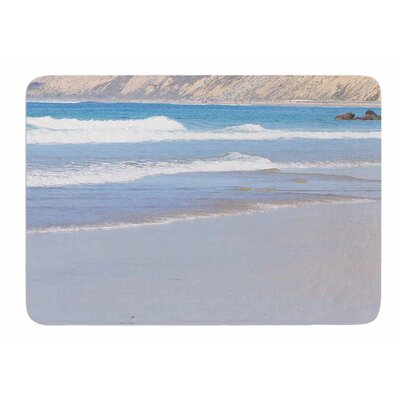 California Beach by Sylvia Coomes Bath Mat