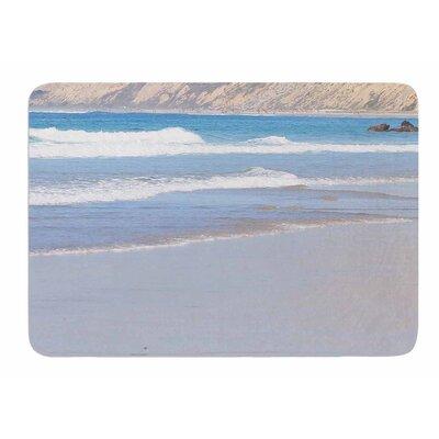 California Beach by Sylvia Coomes Bath Mat