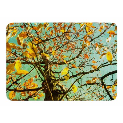 Autumn Tree by Sylvia Coomes Bath Mat