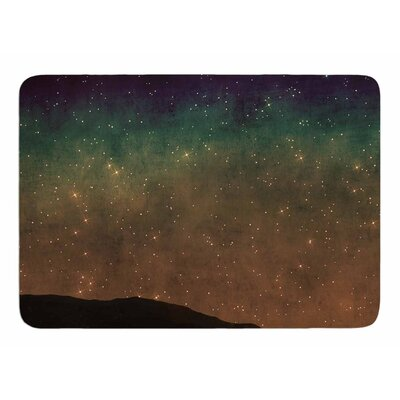 Star Light by Sylvia Coomes Bath Mat