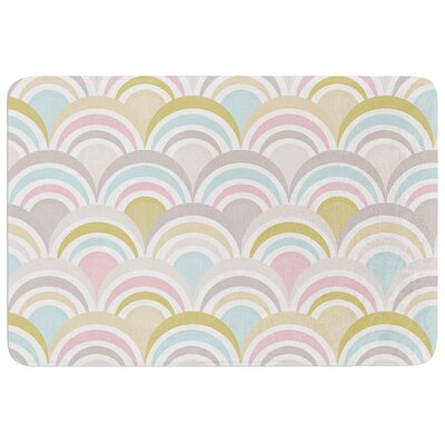 Art Deco Delight by Nicole Ketchum Bath Mat