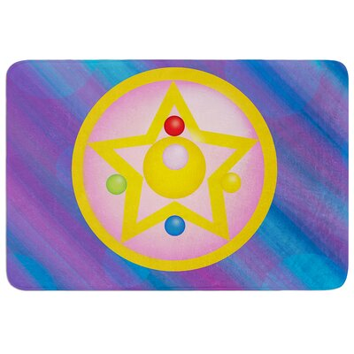 Moon by NL Designs Bath Mat