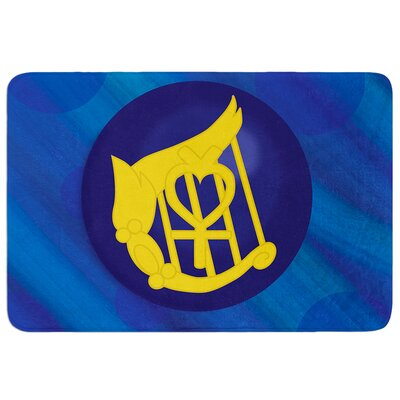 Mercury by NL Designs Bath Mat