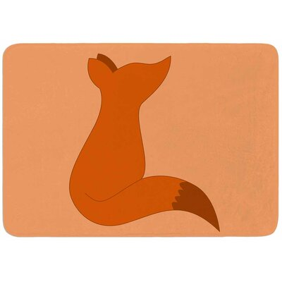 Fox by NL Designs Bath Mat