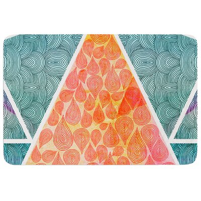 Pyramids of Giza by Pom Graphic Design Bath Mat