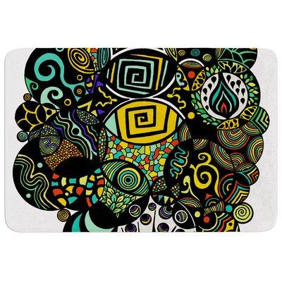 Multicolor Life by Pom Graphic Design Bath Mat