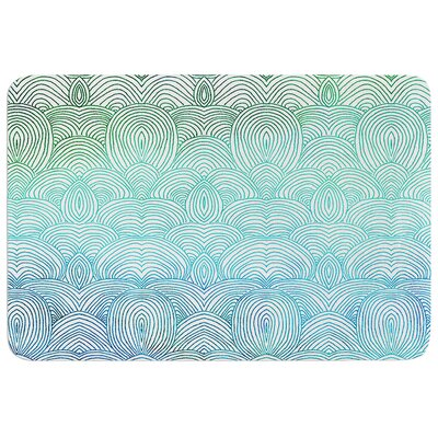Clouds in the Sky by Pom Graphic Design Bath Mat