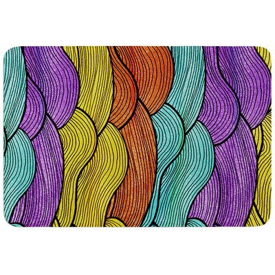 Textiles by Pom Graphic Design Bath Mat
