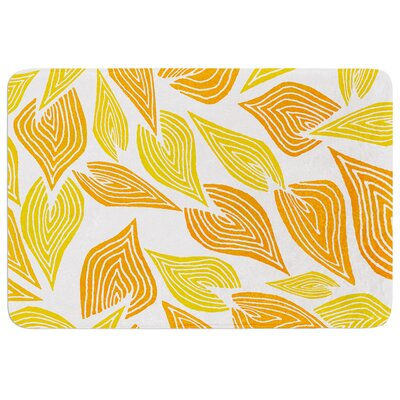 Autumn by Pom Graphic Design Bath Mat